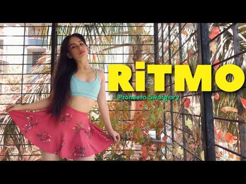 Black Eyed Peas, J Balvin – RITMO | Choreography By PRONEETA SWARGIARY & VIJAY PATTERY