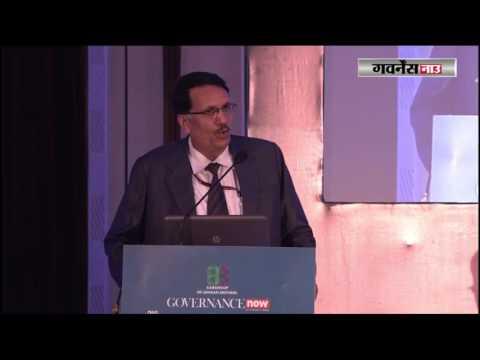 Dr BP Sharma, Chairman & Managing Director, Pawan Hans Ltd