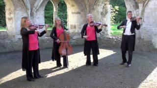 The Salieri Quartet play Pachelbel