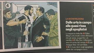 LE FALSITA' CHE VI RACCONTA LA GAZZETTA DELLO SPORT!!!