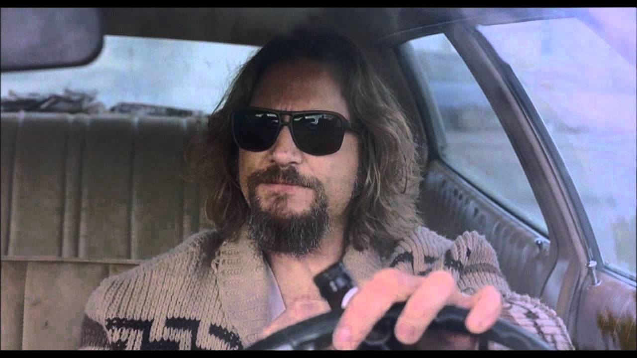 The Big Lebowski - Lookin\' Out My Back Door - 720p - YouTube