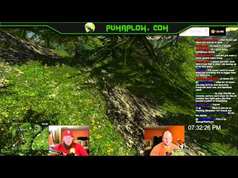 Twitch Stream: Farming Simulator 15 XBOX One Gold Coin Hunting 06/06/15