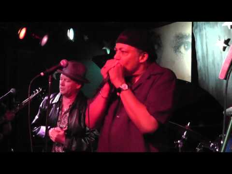 """Billy Branch - Lil' Ed - """"Help Me"""" and """"Hoodoo Man Blues""""- Rosa's Lounge - Chicago"""