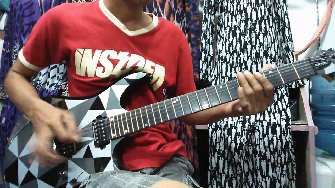 Kunci Gitar Chord Kobe - Positive Thinking Chord Dasar Mudah