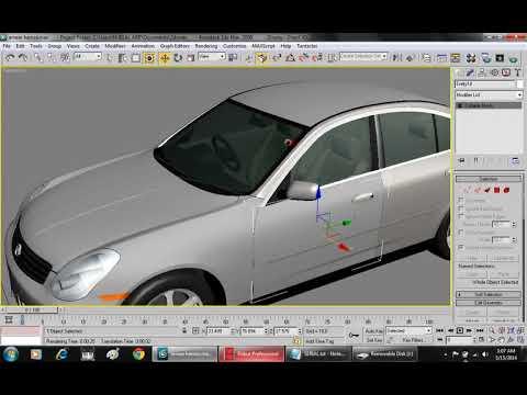 3D MAX EXTERIOR RENDERING @TAHIR DESIGN