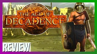 The Age of Decadence Review | Hardcore Turn Based RPG