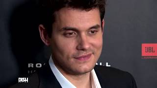 NOT EASY HANGIN' WITH CHAMPAGNE PAPI! JOHN MAYER'S SOBER ADVICE