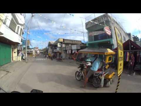 Driving Around Larena, Siquijor, Philippines