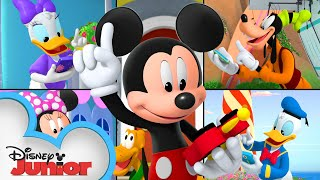 Extended Theme Song | Mickey Mouse Funhouse | @Disney Junior
