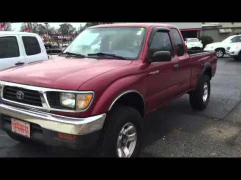 1997 Toyota Tacoma Review