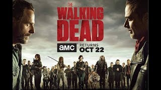The Walking Dead Season 8 Poster Pictures & News TWD Returns October 22nd For Season 8