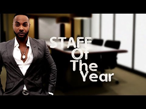 Staff Of The Year  [Part 1] Latest 2019 Nigerian Nollywood Drama Movie