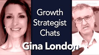 Gina London -  The Language of Leadership - Growth Strategist Chats