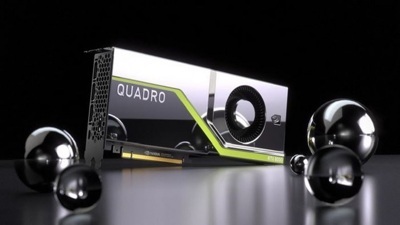Nvidia rethinks the graphics card with the RTX 2080