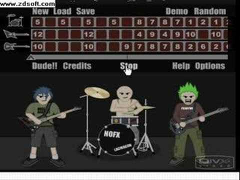 Punk-o-Matic Song