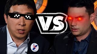 Andrew Yang VS Ben Shapiro: EXPERT Questions meet EXPERT Answers