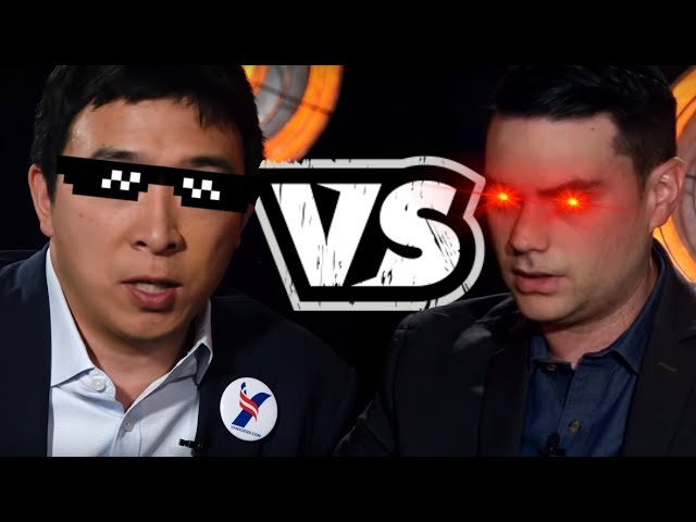 Andrew Yang VS Ben Shapiro: EXPERT Questions meet EXPERT Answers