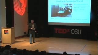 The Future of Water: Mark Owen at TEDxOSU
