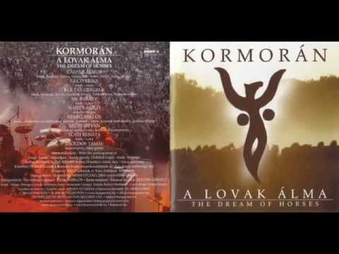 KORMORÁN: A lovak álma - teljes album (The Dream of Horses, 2004)
