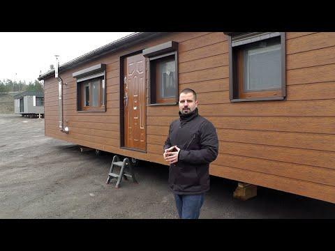 Domek Mobilny Caloroczny 48m2 Letniskowo Pl Producent Domkow