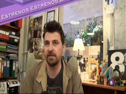 ESPECTACULAR Programa de cine 8madrid TV 10 de mayo