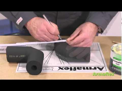 10 coverings fabrication of armaflex elastomeric foams. Black Bedroom Furniture Sets. Home Design Ideas