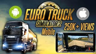 Download lagu Euro Truck Simulator 2 Mobile - Download ETS2 Android (Android & iOS)