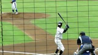 2009/09/22 関西独立リーグ 神戸9C対大阪GV 先発投手・・・吉田えり...