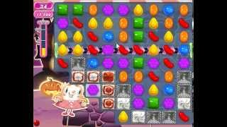 Candy Crush Saga Level 713 NO BOOSTER ( old version )