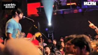 Hujan - Lonely Soldier Boy LIVE at Sunday Afternoon Jam