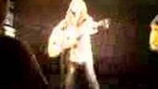 2008年6月20日。渋谷「多作」にて。 ギターの方が元19のギタープロデ...