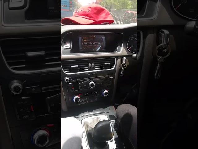 O Shaathi    Audi A4 Morning Drive Status    🎀 Status 🎀