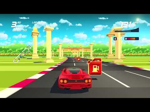 Horizon Chase Turbo Demo gameplay  