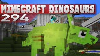 Minecraft Dinosaurs! || 294 || Worlds of Wonder
