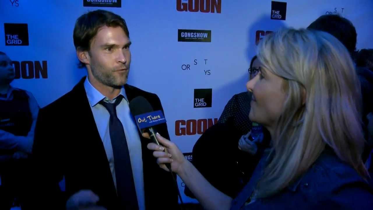 Seann William Scott Goon Interview - YouTube
