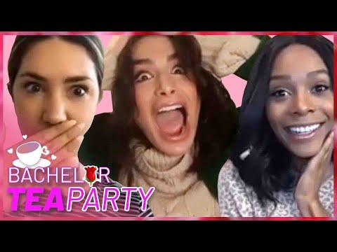 Ashley I. Slams Victoria's Behavior | Bachelor Tea Party