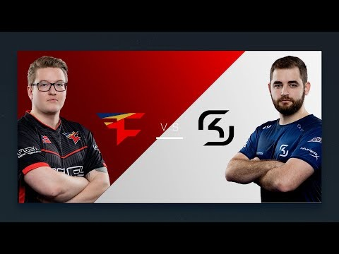 CS:GO - FaZe vs. SK [Inferno] Map 1 - GRAND FINAL - ESL Pro League Season 6 Finals