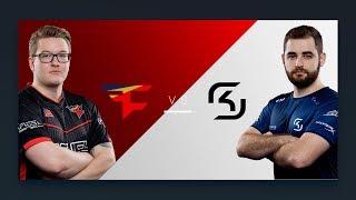 CS:GO - FaZe vs. SK [Inferno] Map 1 - GRAND FINAL - ESL Pro League Season 6 Finals