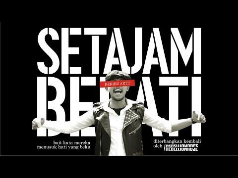 Rebellion Rose - Setajam Belati, Beribu Arti (Official Video) 2018