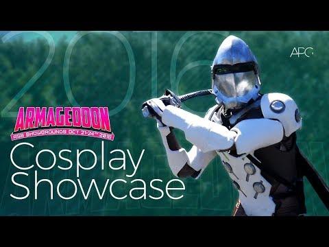 Armageddon Expo Auckland 2016 : Cosplay Showcase [#APGLive]