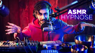 ASMR Deep Hypnosis to fall ASLEEP (French) 😴Multi-Triggers