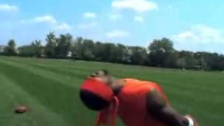 Трюки американского футбола.