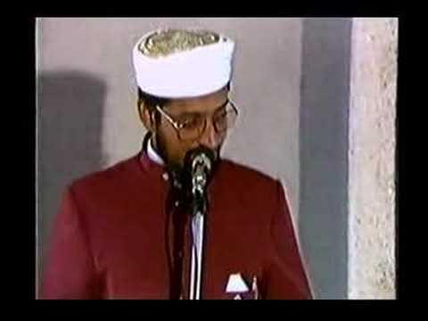 Islam, Medical Science & Dietary Laws – Dr. Zakir Naik (1/5)
