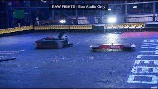 BattleBots Basement - Double Dutch vs. Gamma 9 - Unaired fight from BattleBots Fight Night #9