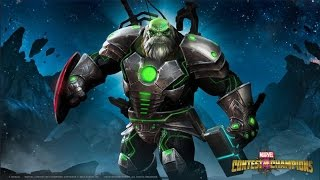 Marvel Contest Of Champions - Opening 388 Crystal's