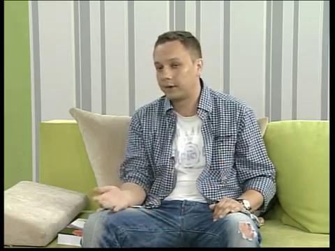 """Ранок-панок. Олег Лущак про секрети """"вічної"""" молодості"""