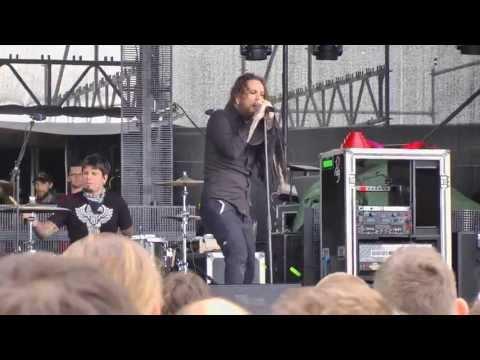Love And Death - I W8 4 U Live iMPACT FESTIVAL 04.06.2013 FULL HD