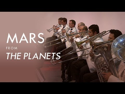 Mars From Holst's The Planets With Dudamel & The LA Phil