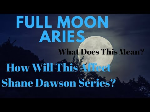 Aries Full Moon, How Will This Affect Shane Dawson Series? And More thumbnail
