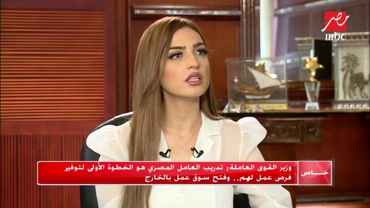 وزير القوى العاملة: إيطاليا وقبرص والبرتغال واليونان من أكثر الدول التي تطلب العمالة المصرية